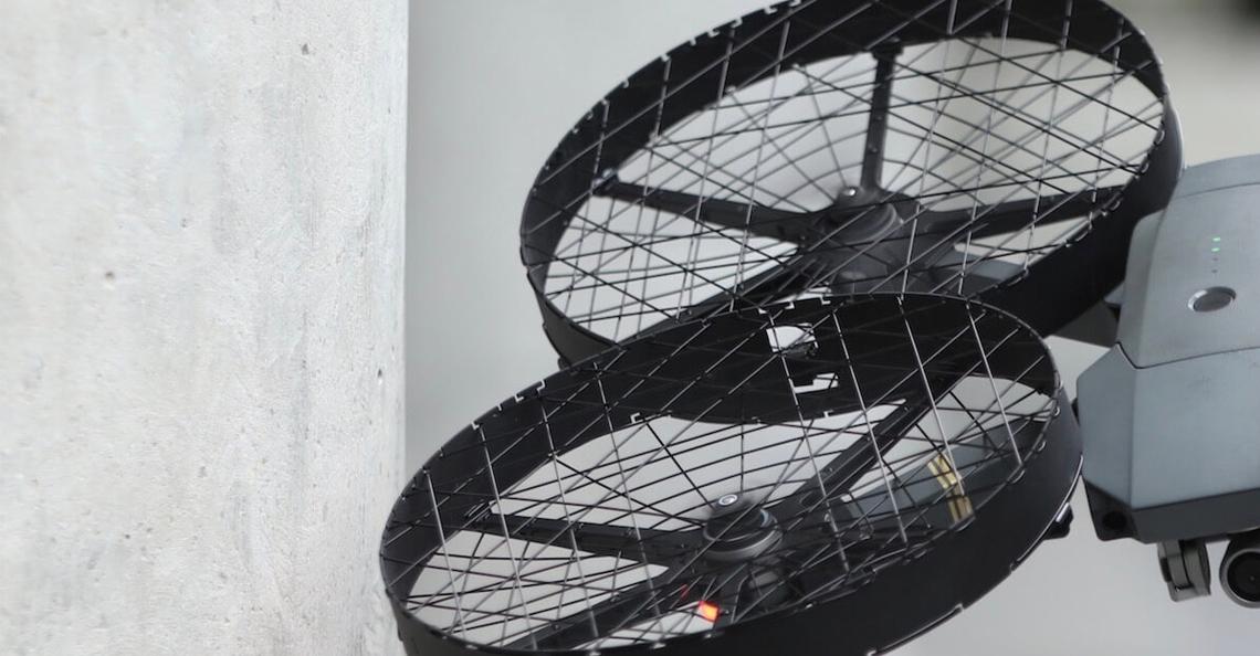 DJI brengt Propeller Cage uit voor DJI Mavic drone