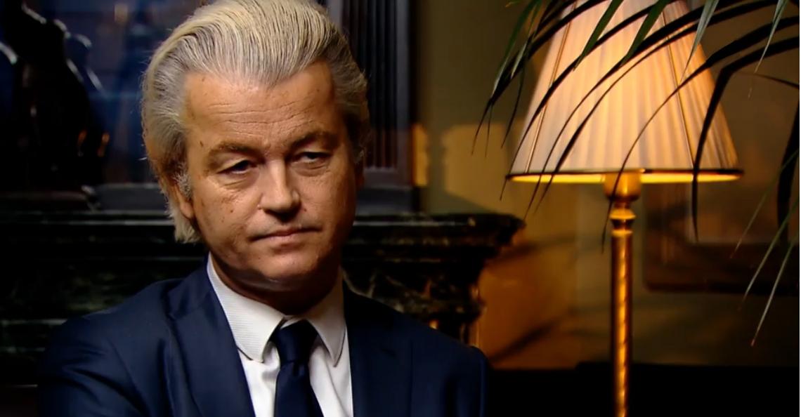Geen muur maar drones voor Geert Wilders