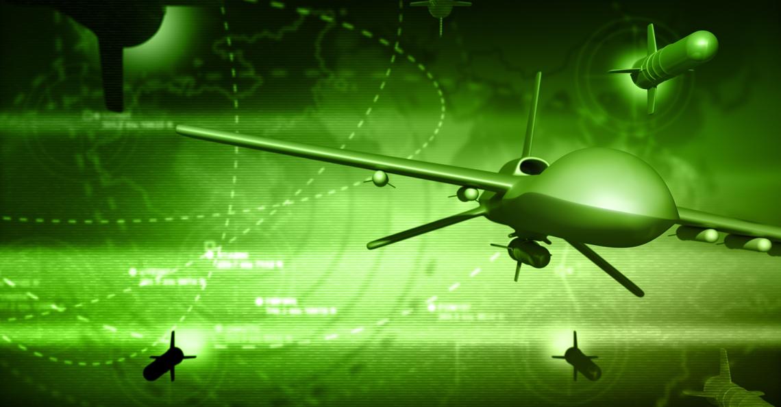 CDA wil investeren in bewapende drones voor Defensie
