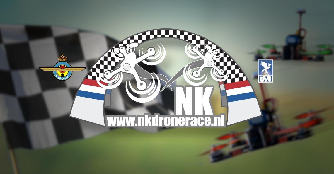 Agenda NK Drone Race 2017 gepresenteerd