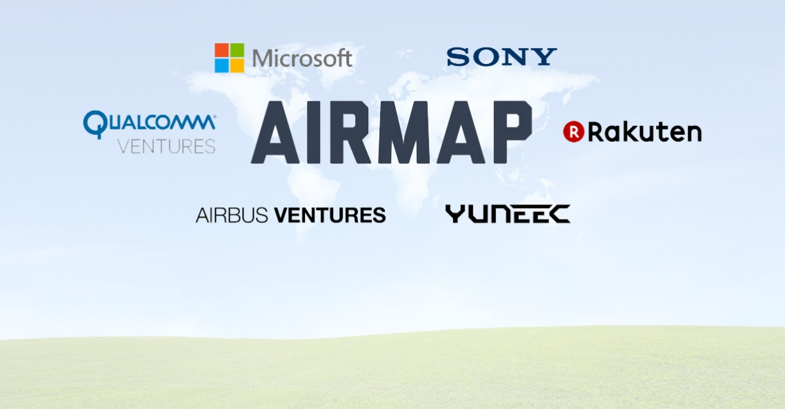 AirMap krijgt investering van $26 miljoen