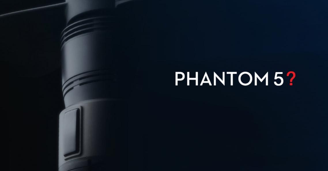 DJI presenteert mogelijk nieuwe Phantom 5 in Barcelona