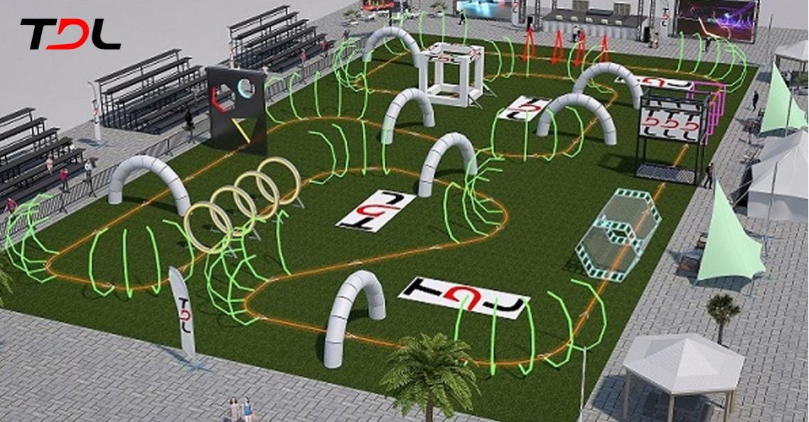 DroneRacers.nl stuurt team naar Turkey Drone League