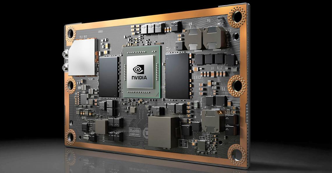 NVIDIA lanceert Jetson TX2 chipset voor drones en robots