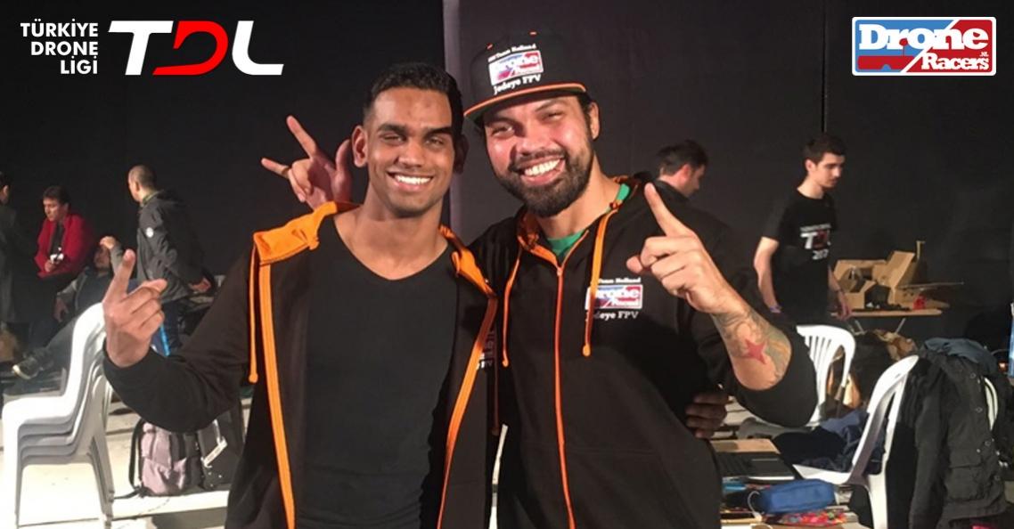 Nederlander wint Turkey Drone League