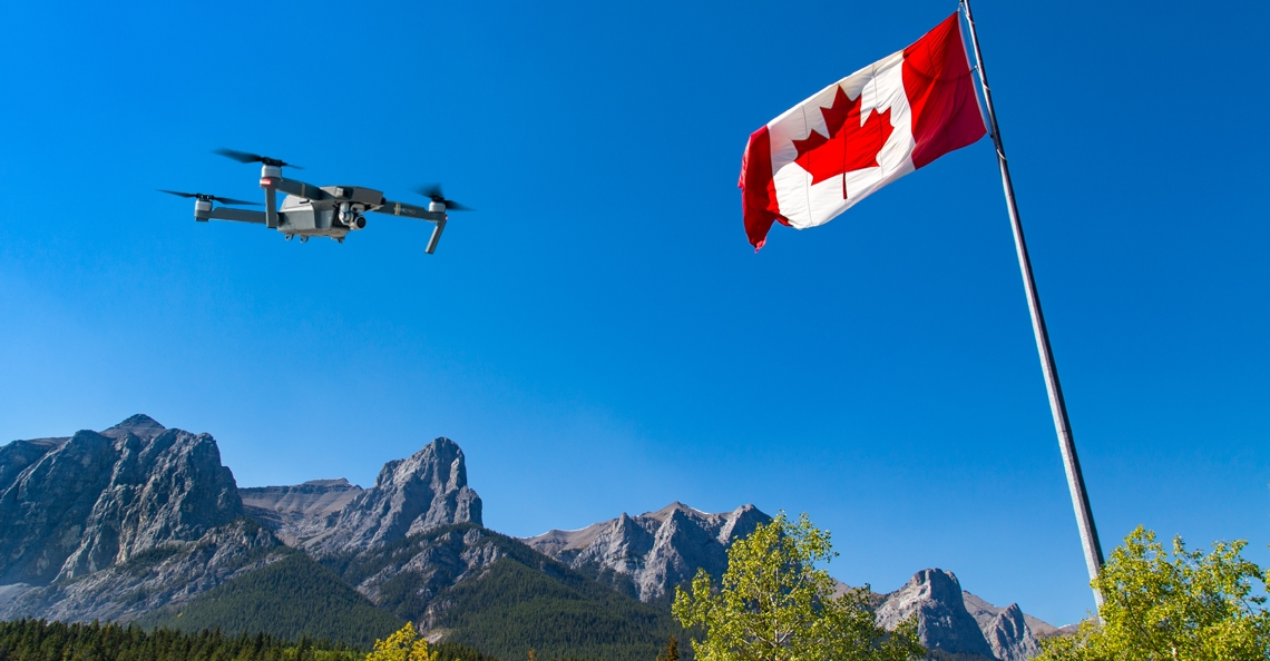 Nieuwe drone regels aangekondigd in Canada