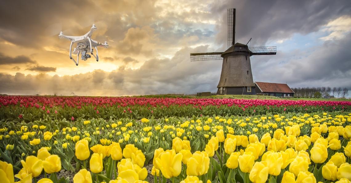 Flinke groei aantal dronepiloten sinds invoering Minidrone-regeling