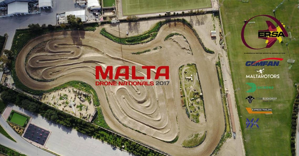 Martijn de Kemp aka Fullstick FPV pakt 2e plaats in Malta