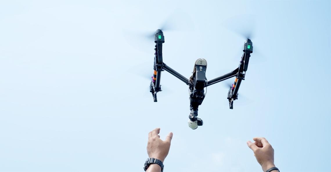 Burgemeester Nissewaard wil drones inzetten voor toezicht