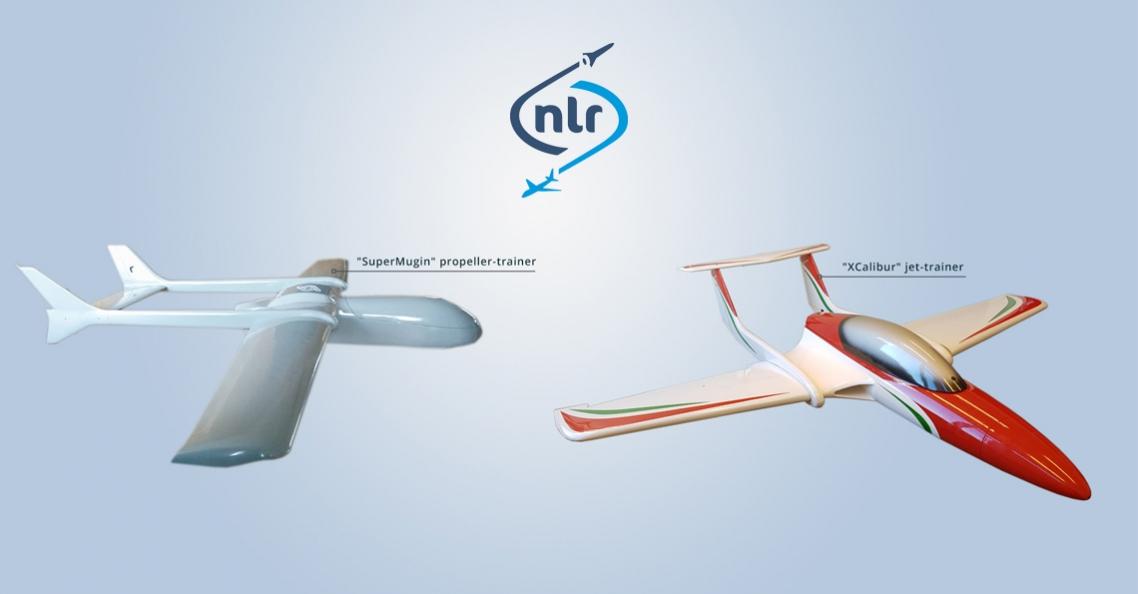 NLR gaat met grote drones trainingsvluchten maken op Twente Airport