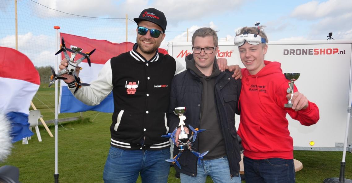 Uitslag NK Drone Race 2017 - Ranking 1