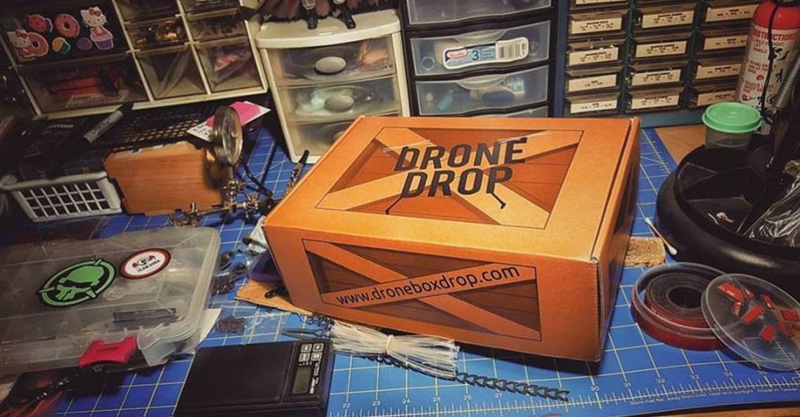 DroneDrop: maandelijkse subscription service voor FPV freaks
