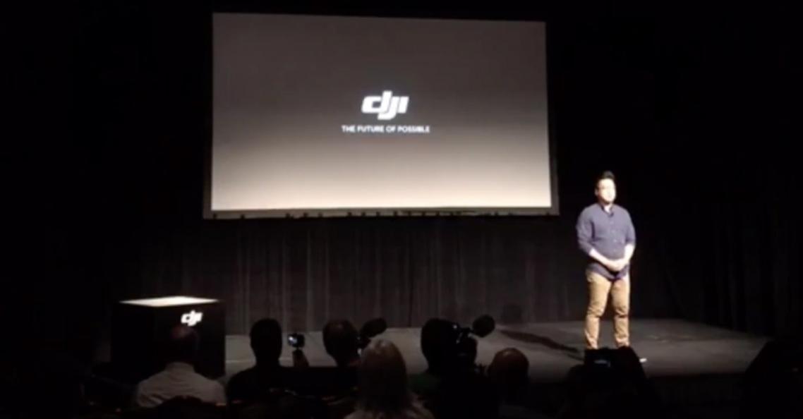 DJI presenteert nieuwe producten tijdens launch-event in Las Vegas