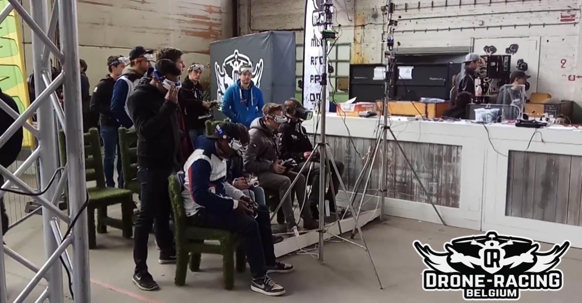 Nederlander Dino Joghi wint DronePortal 2017 in België
