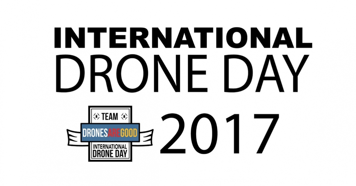 6 mei 2017: International Drone Day