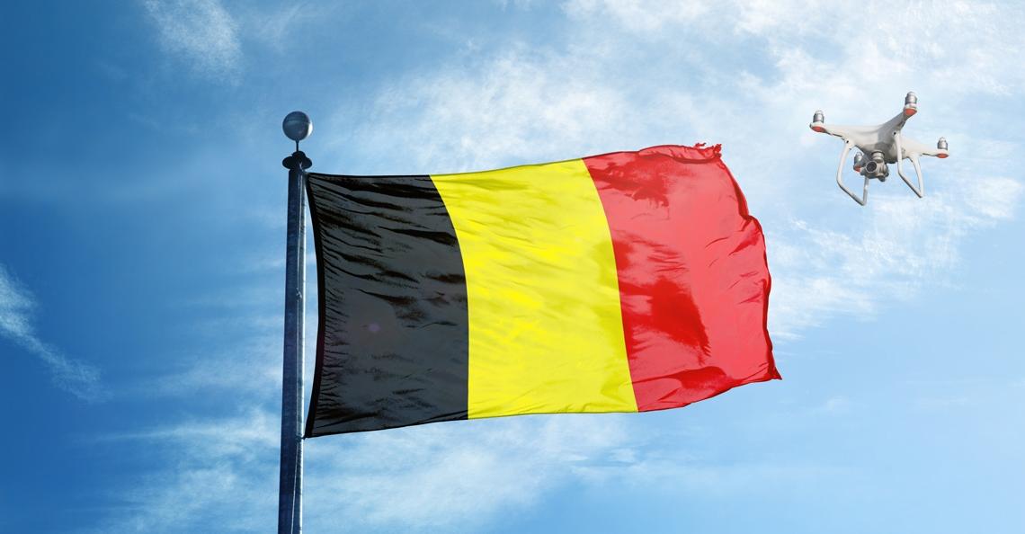 Record aantal drones verkocht in België