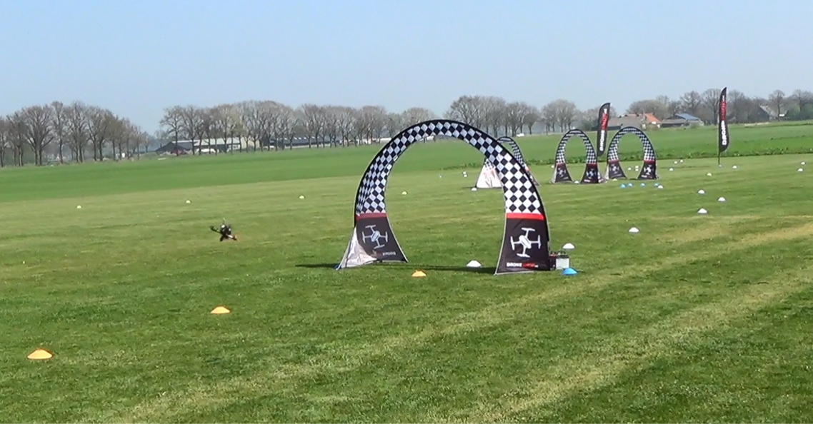 2e Ranking NK Drone Race 2017 verzet naar 28 mei 2017 in Vught