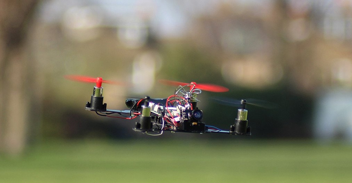 Extreme Fliers presenteert Micro Drone Carbon FPV racing kit