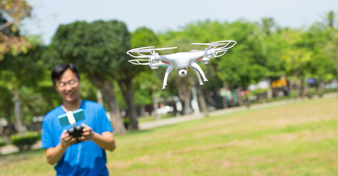 China voert drone registratieplicht in per 1 juni 2017