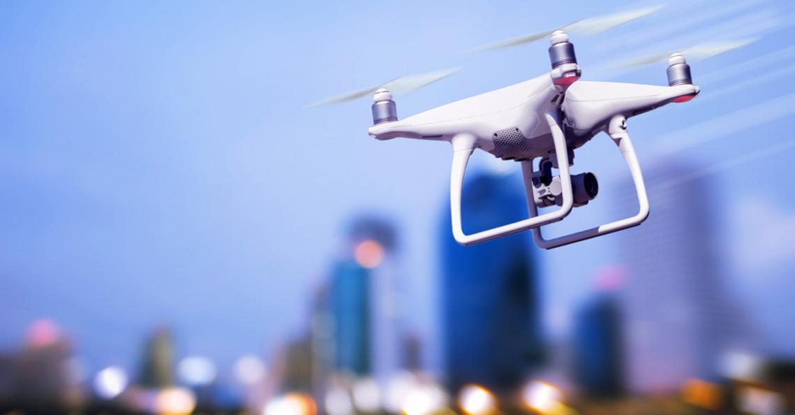 Vorig jaar 4 keer zoveel incidenten met drones als in 2015