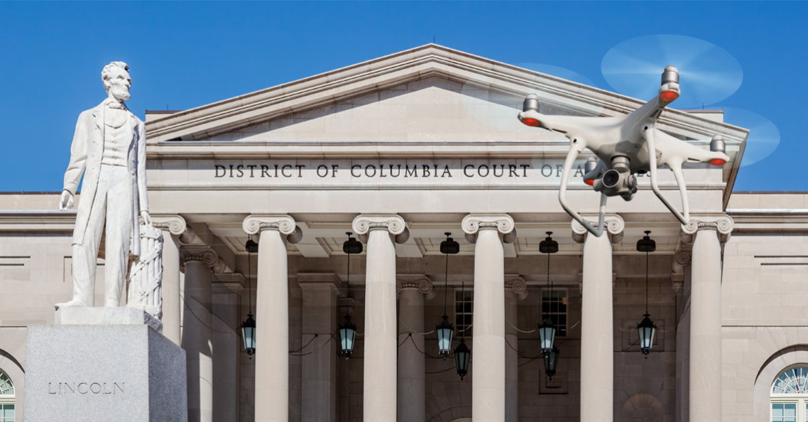 Verplichte Amerikaanse drone registratie teruggedraaid