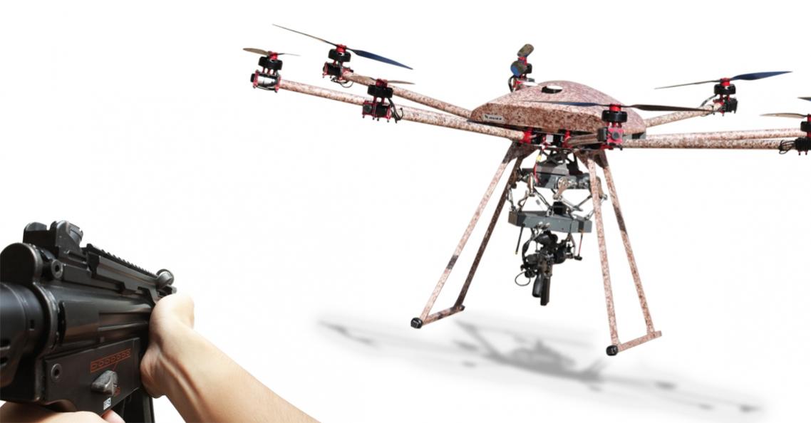 Israëlisch leger koopt drones met machinegeweren