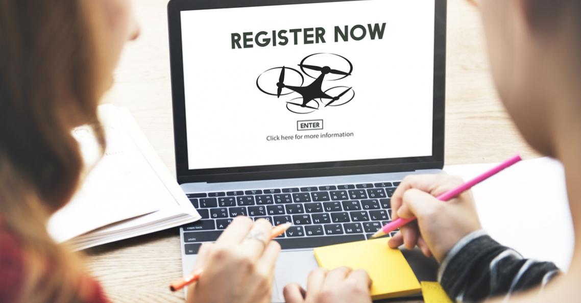 Groot-Brittannië voert registratieplicht in voor drones