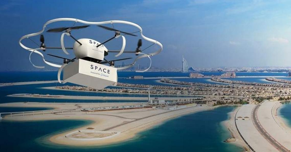 Dubai start met dronebezorging in 2018