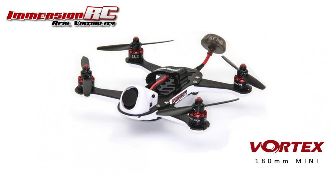ImmersionRC introduceert Vortex 180 Mini