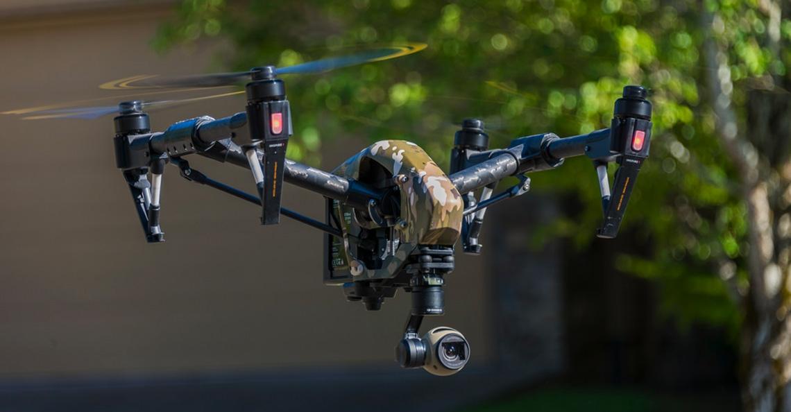 Amerikaanse leger verbant DJI drones door cyberkwetsbaarheden