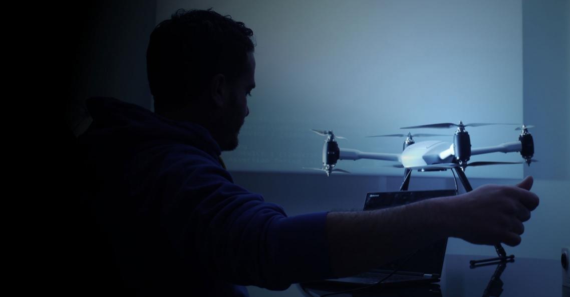 Wie redt Aerialtronics van de ondergang?