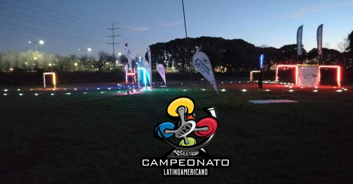 Nederlander Juan Sacco wint Drone Racing BA in Argentinië