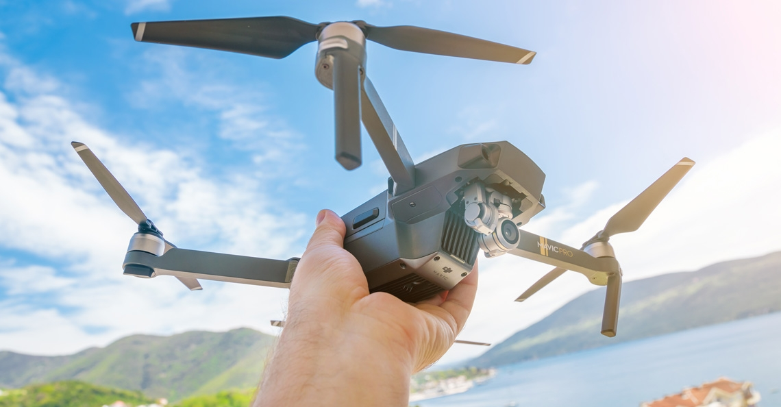 DJI kondigt nieuwe versie Mavic drone aan op 31 augustus 2017