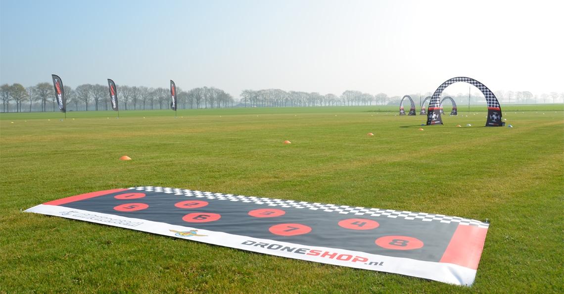 Nederlandse dronerace top klaar voor finale NK Drone Race 2017