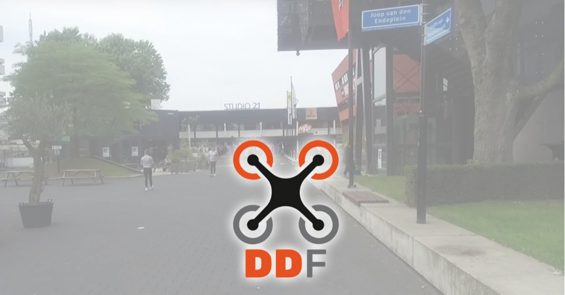 Dutch Drone Festival dit weekend in Hilversum