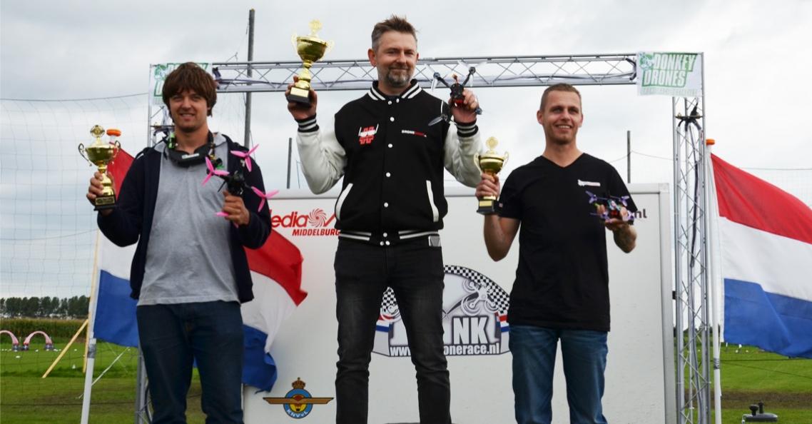 Andrzej Krasny (SirCrashaLot) wint NK Drone Race 2017