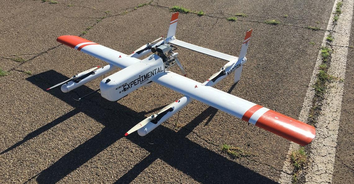 Drone legt recordafstand van 260 kilometer af voor bloedtransport