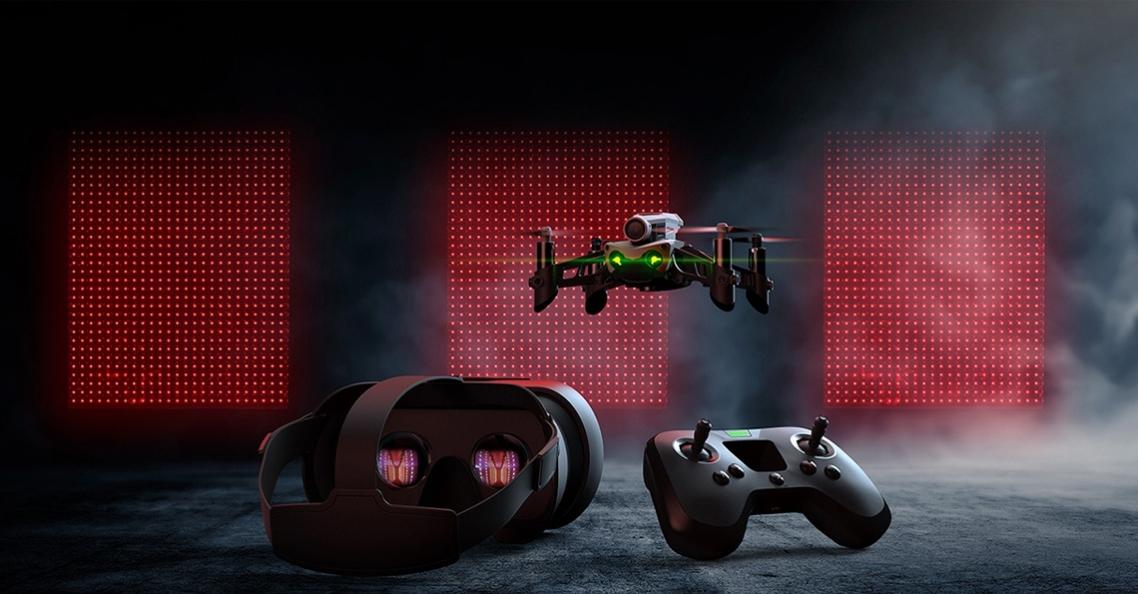 Parrot introduceert FPV versie van Mambo Mini Drones