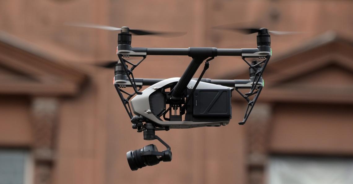 Politie zet drones in bij verkeersongelukken en plaatsen delict