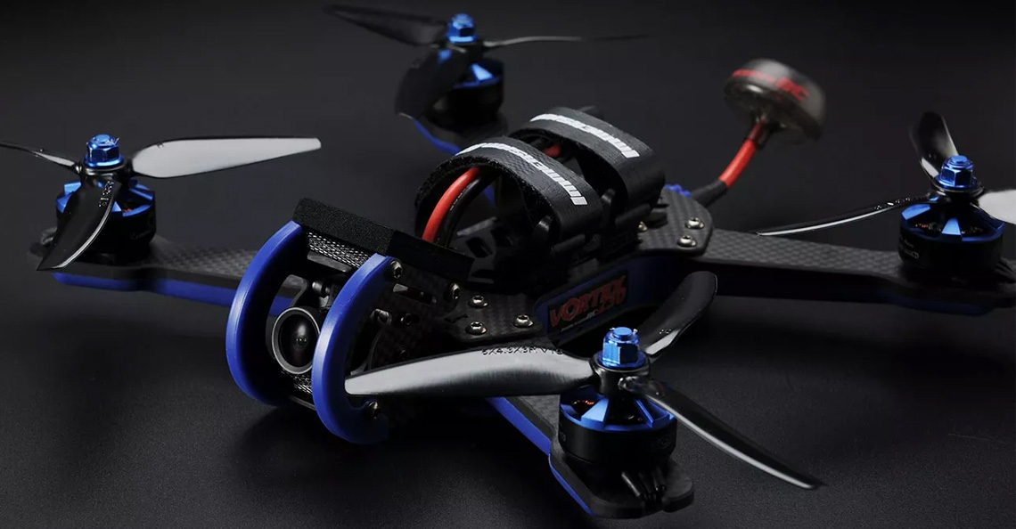ImmersionRC introduceert Vortex 230 Mojo