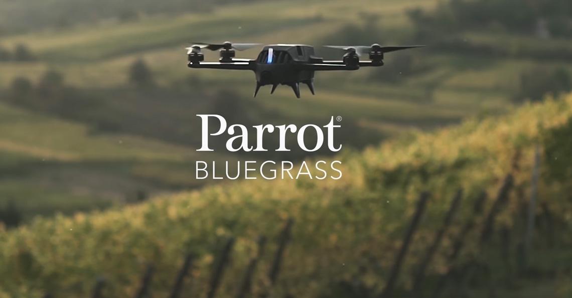 Parrot brengt twee nieuwe drones uit voor professionele markt