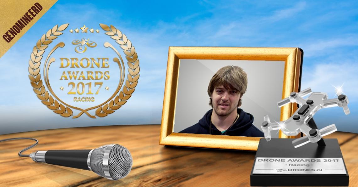 Ralph Hogenbirk over zijn Drone Awards 2017 nominatie