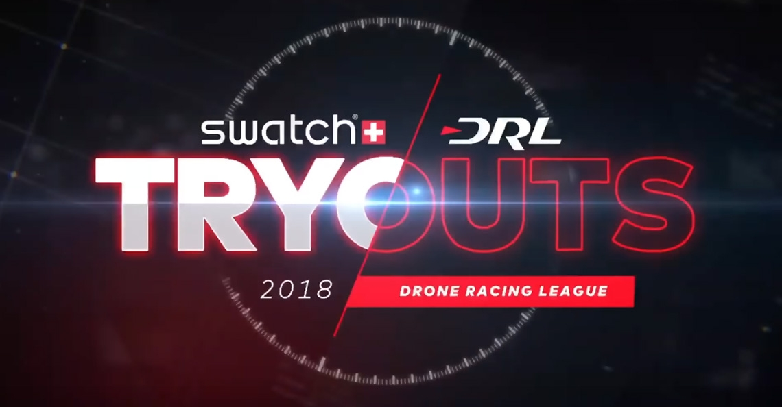 Drone Racing League houdt try-outs in online simulator