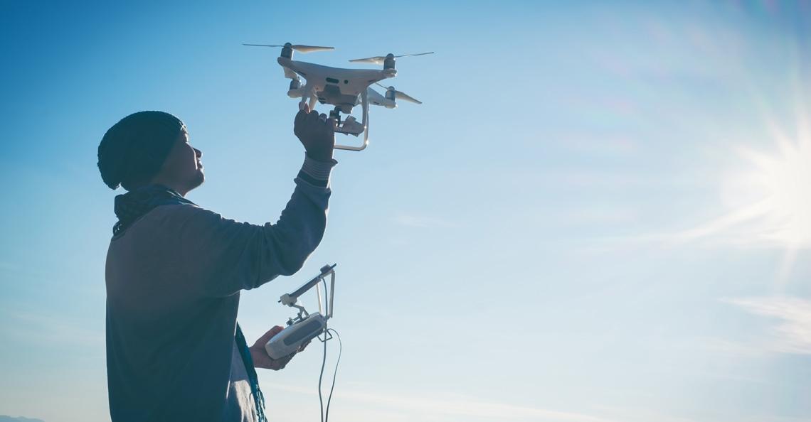 Nieuwe drone regels komen in het eerste kwartaal van 2018