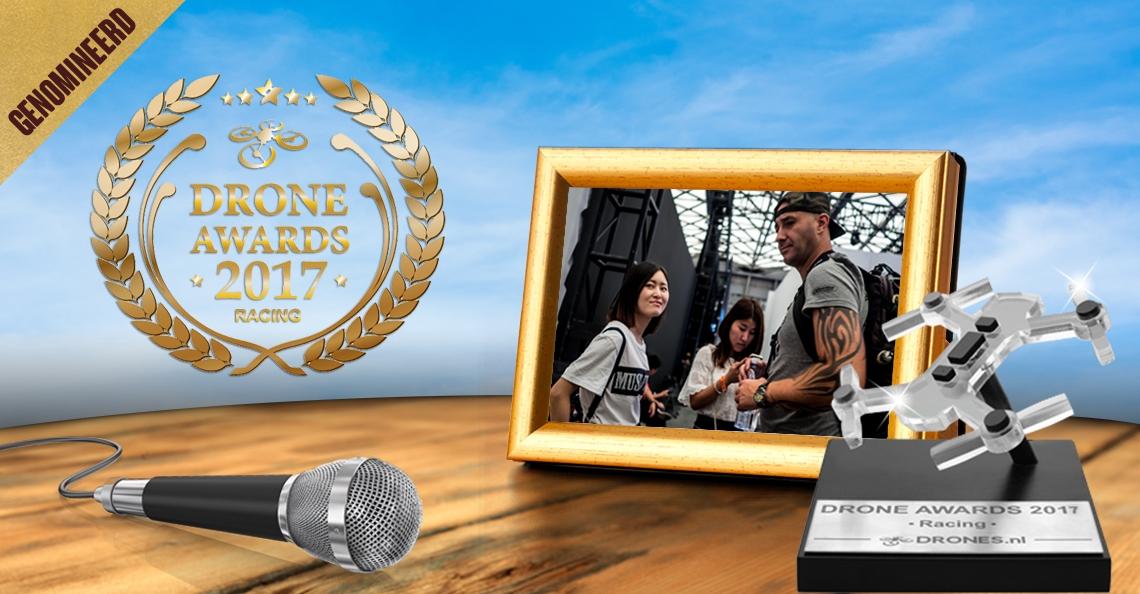 Metall Danny over zijn Drone Awards 2017 nominatie
