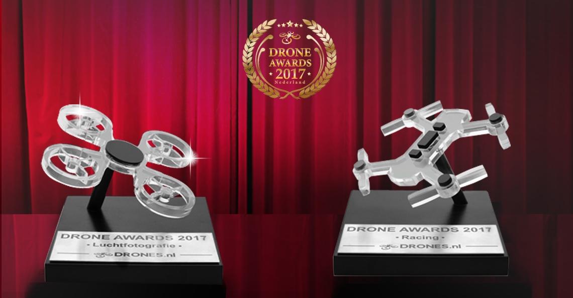 Laatste kans om te stemmen op Drone Awards 2017