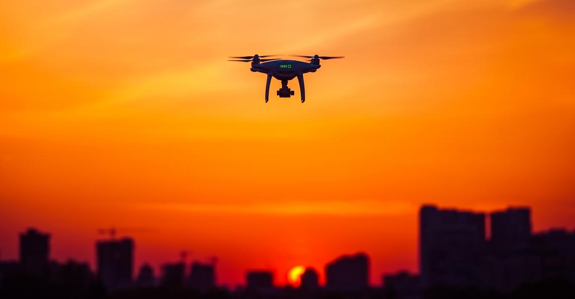 VS verdenkt DJI van spionage met drones