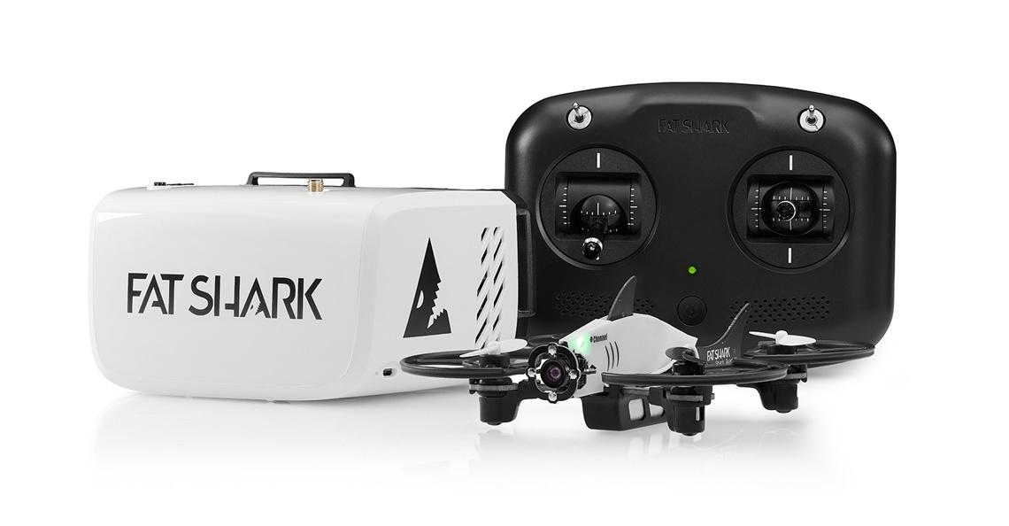 Fat Shark introduceert 101 FPV racing drone