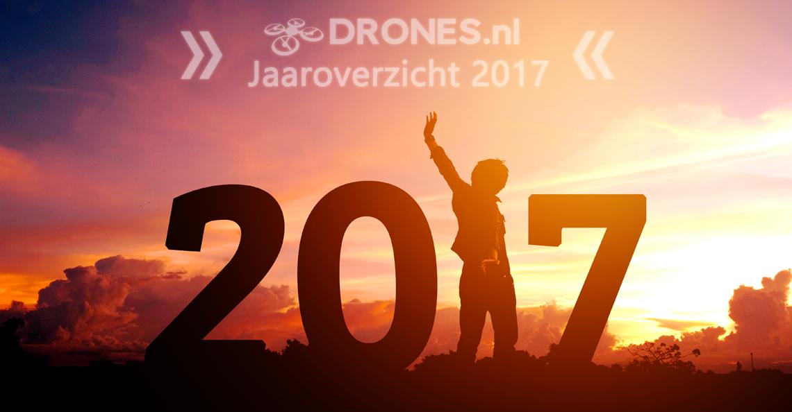 Drones.nl Jaaroverzicht 2017