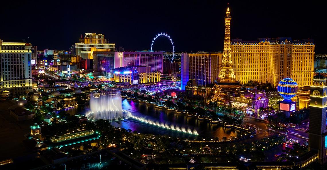 Las Vegas politie zet drones in tijdens oudejaarsavond